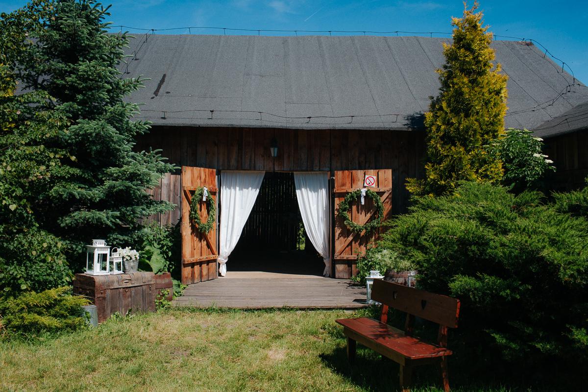 stodoła na wesele Warszawa
