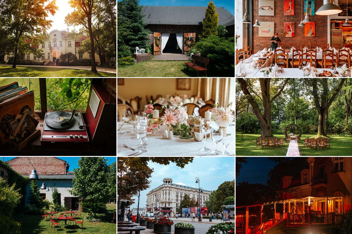 Najpiękniejsze miejsca na wesele w Warszawie i okolicach